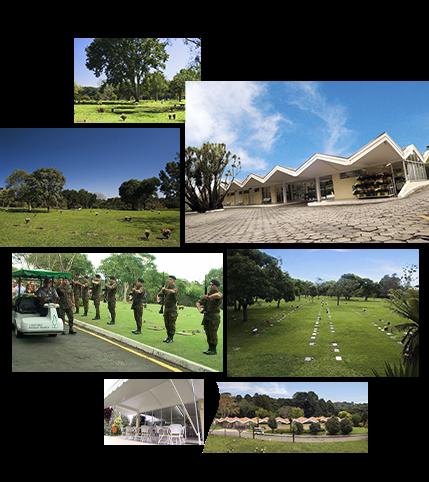 mosaico cemitério parque iguaçu